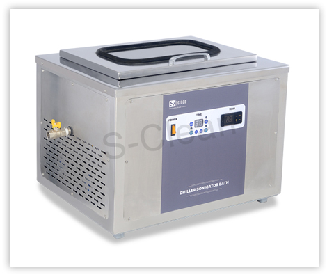 Table Top Sonicator with Inbuilt Chiller Unit