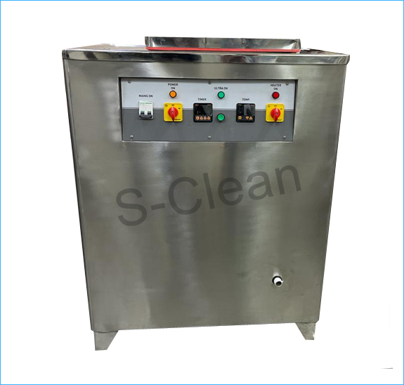 Ultrasonic Cleaner for Filter Cleaning